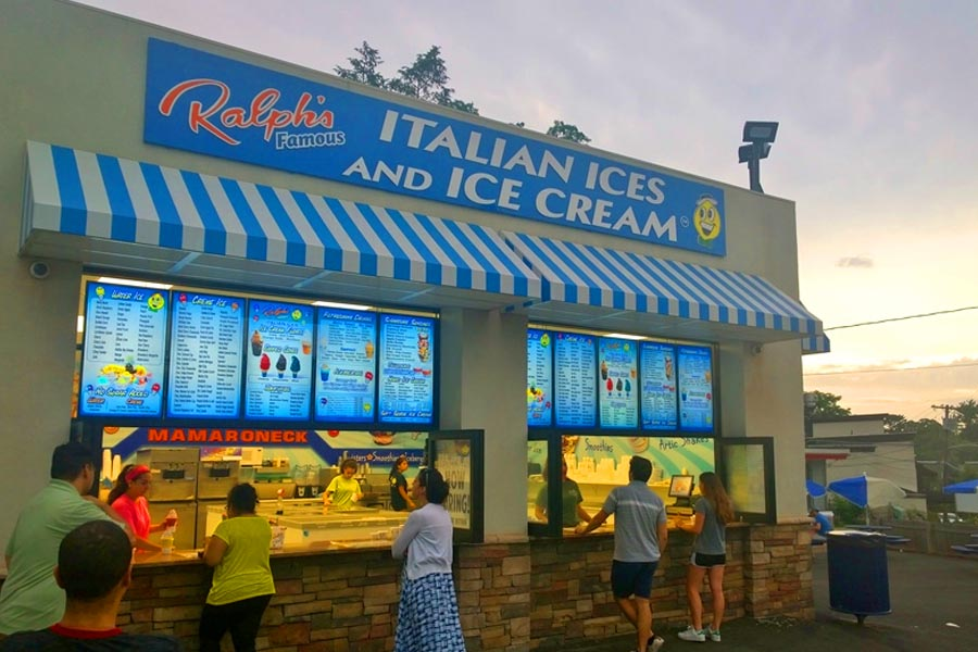 19 Hidden Gems on Staten Island That Only Locals Know About - 5. Ralph's Italian Ices & Ice Cream